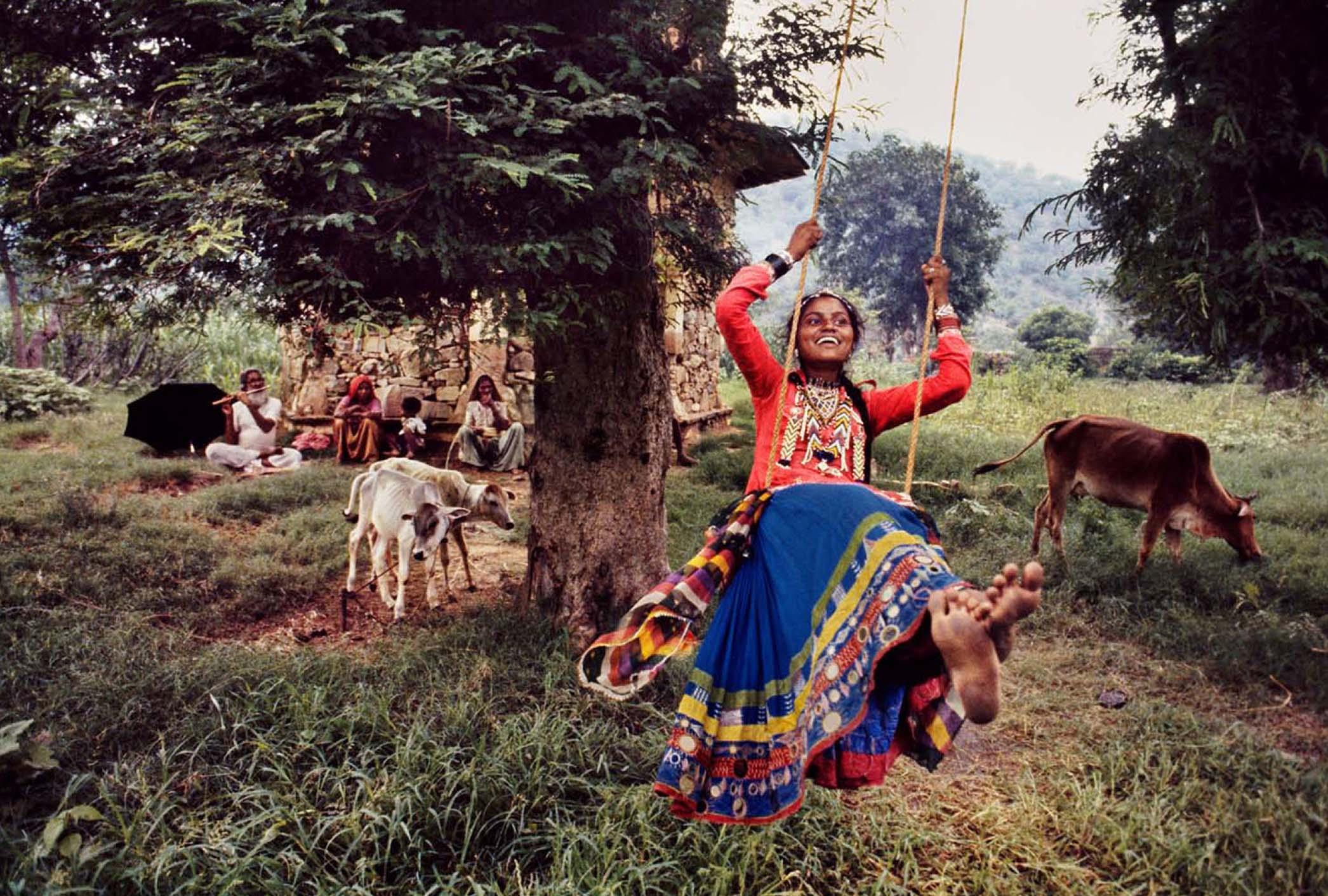 India. © Steve McCurry