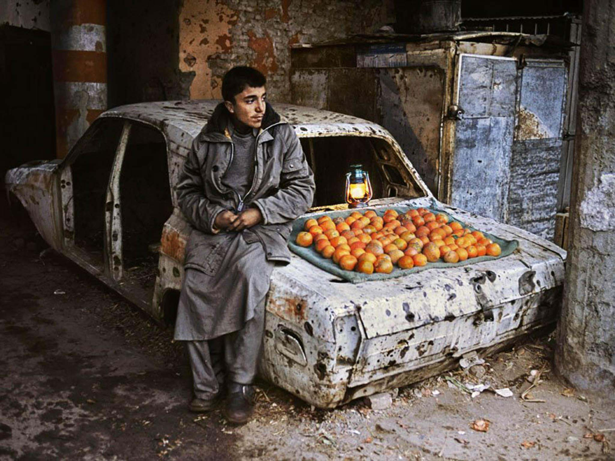 Afghanistan. © Steve McCurry