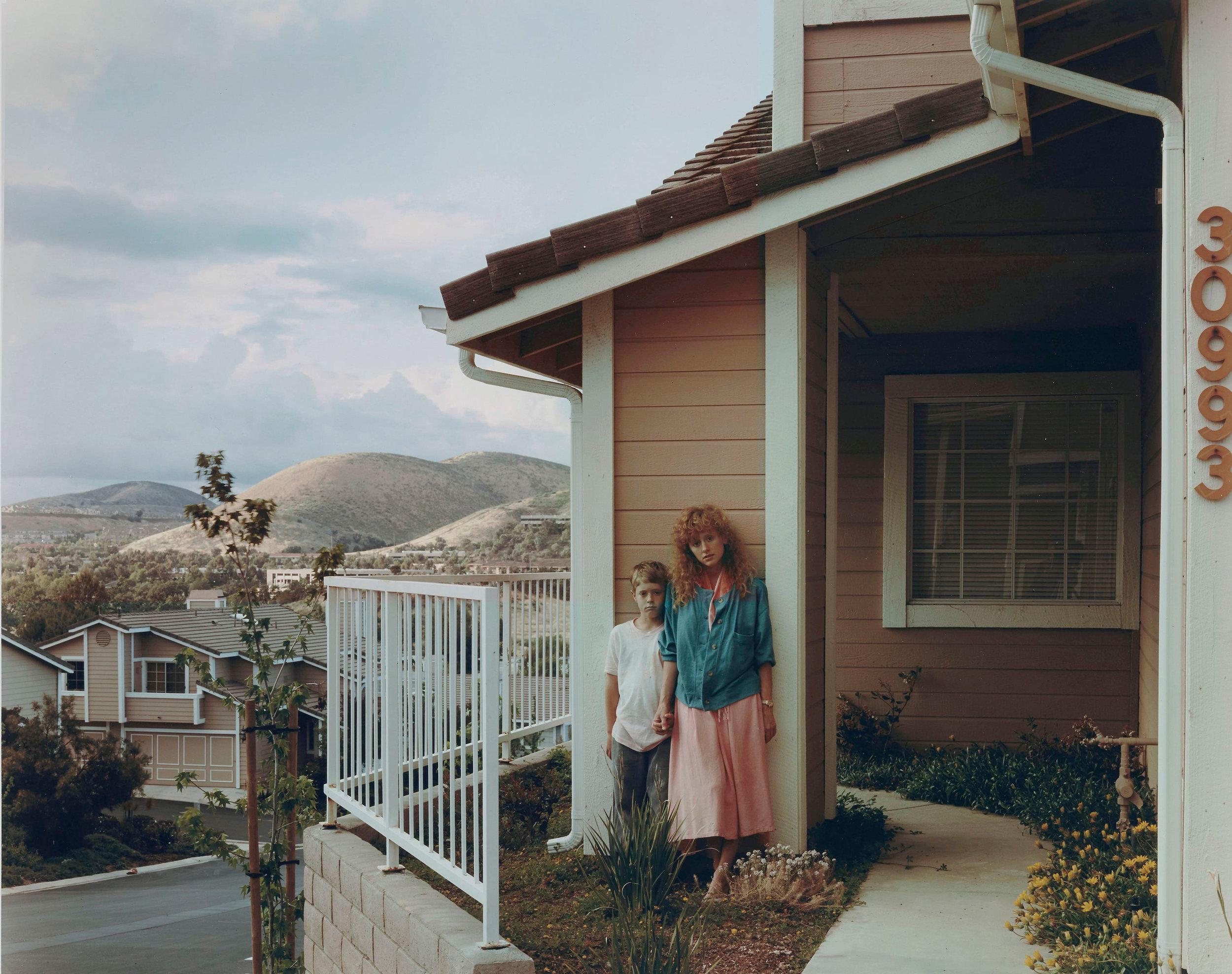 Agoura, California. © Joel Sternfeld