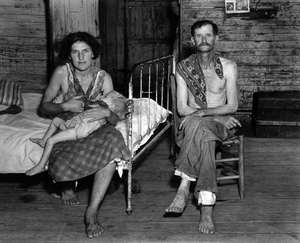 Alabama, 1936. © Walker Evans