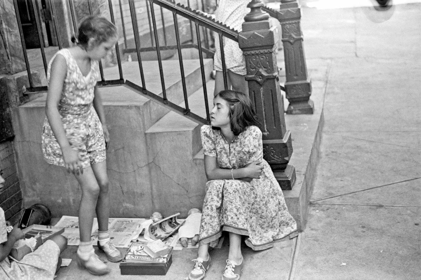 New York, 1938. © Walker Evans
