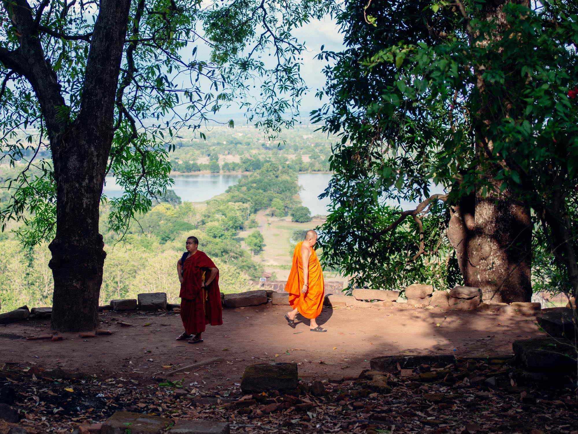 Pake, Laos.