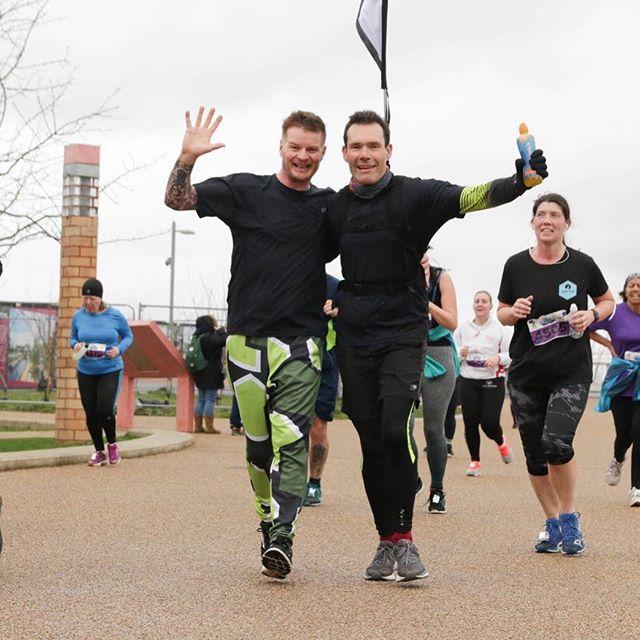 #RIOTSQUAD PACER TEAM 🔥🔥🔥#Running #Runners #LDN @leehealey_ @paulsmallss