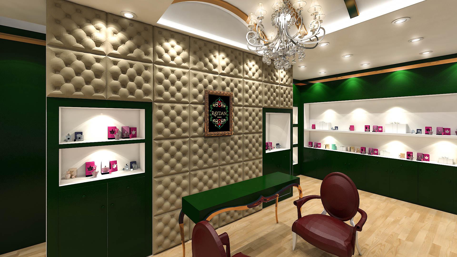 Raydan Perfumes Al Tawar Mall -Qatar