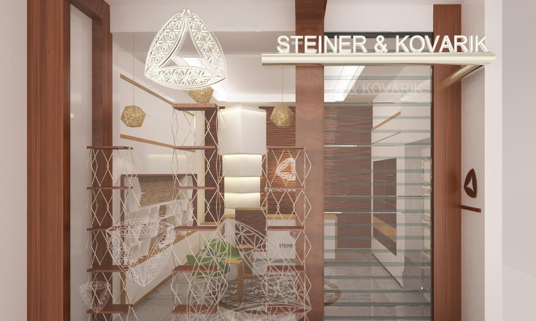 STEINER & KOVARICK  Muscat Grand Mall