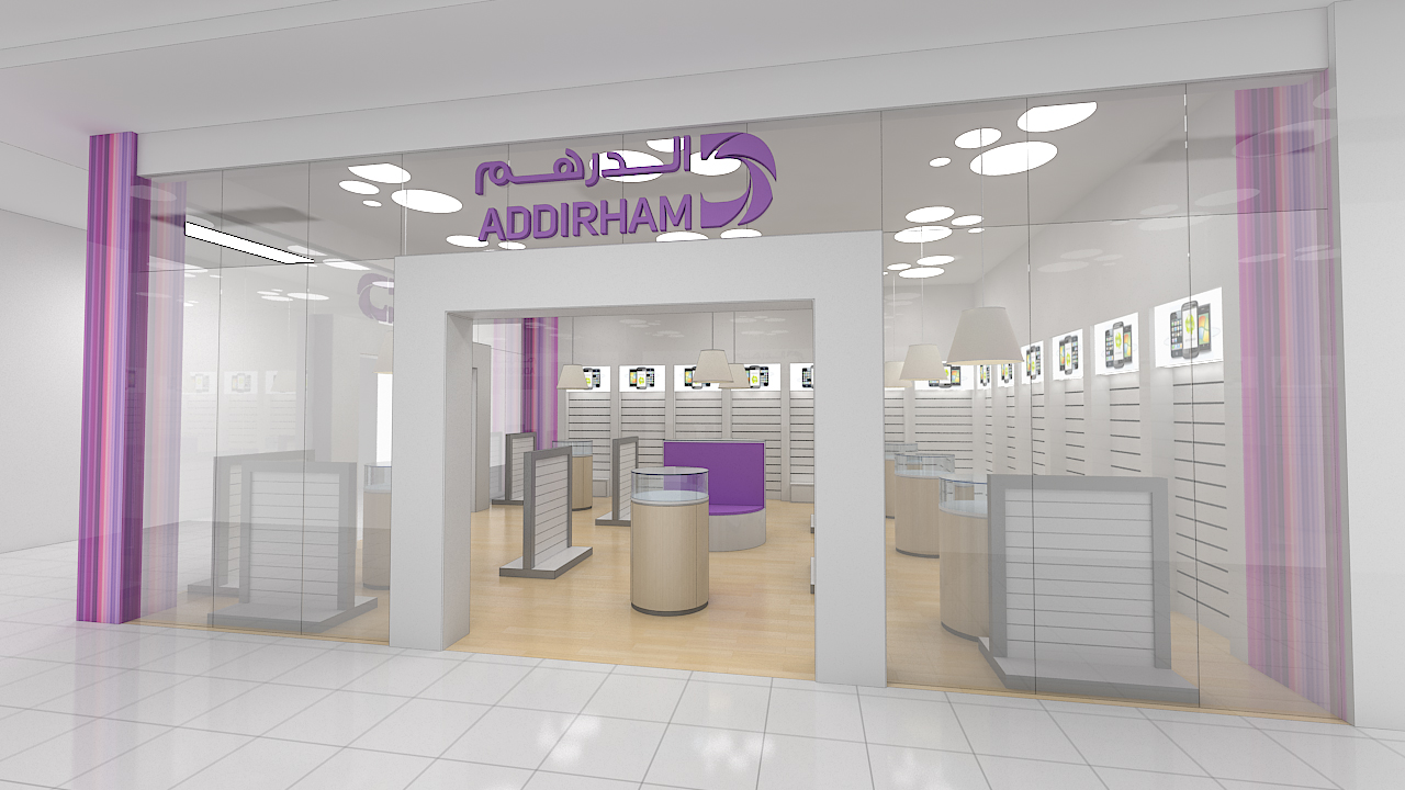 ADDIRHAM  Barka Mall