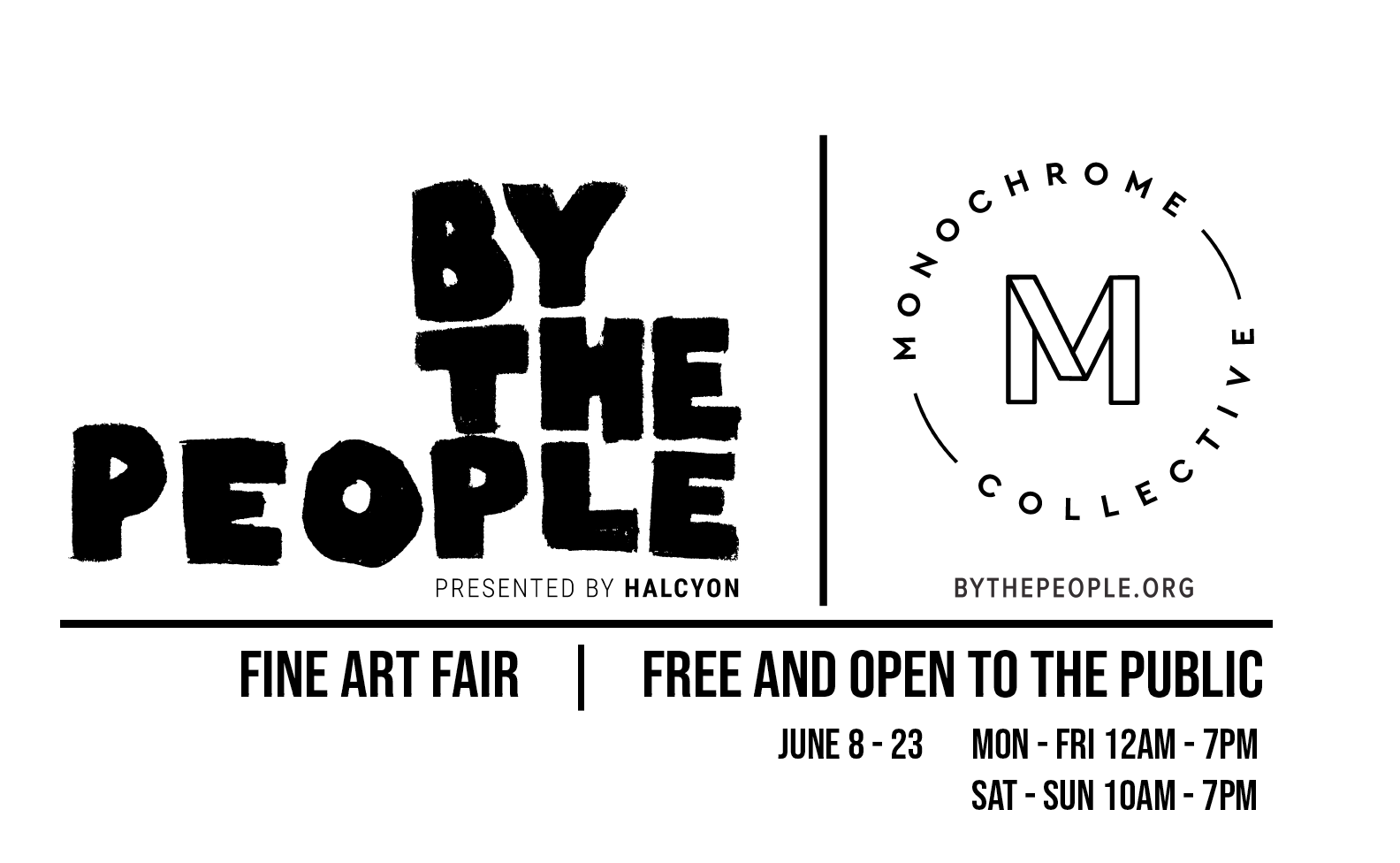 Exhibitions — MONOCHROME COLLECTIVE