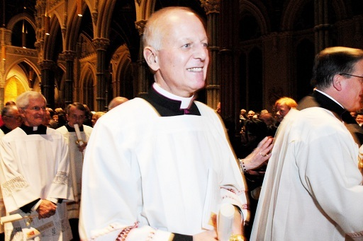 Monsignor John W. Lolio, Pastor of Our Lady of Mercy, 1992-2012