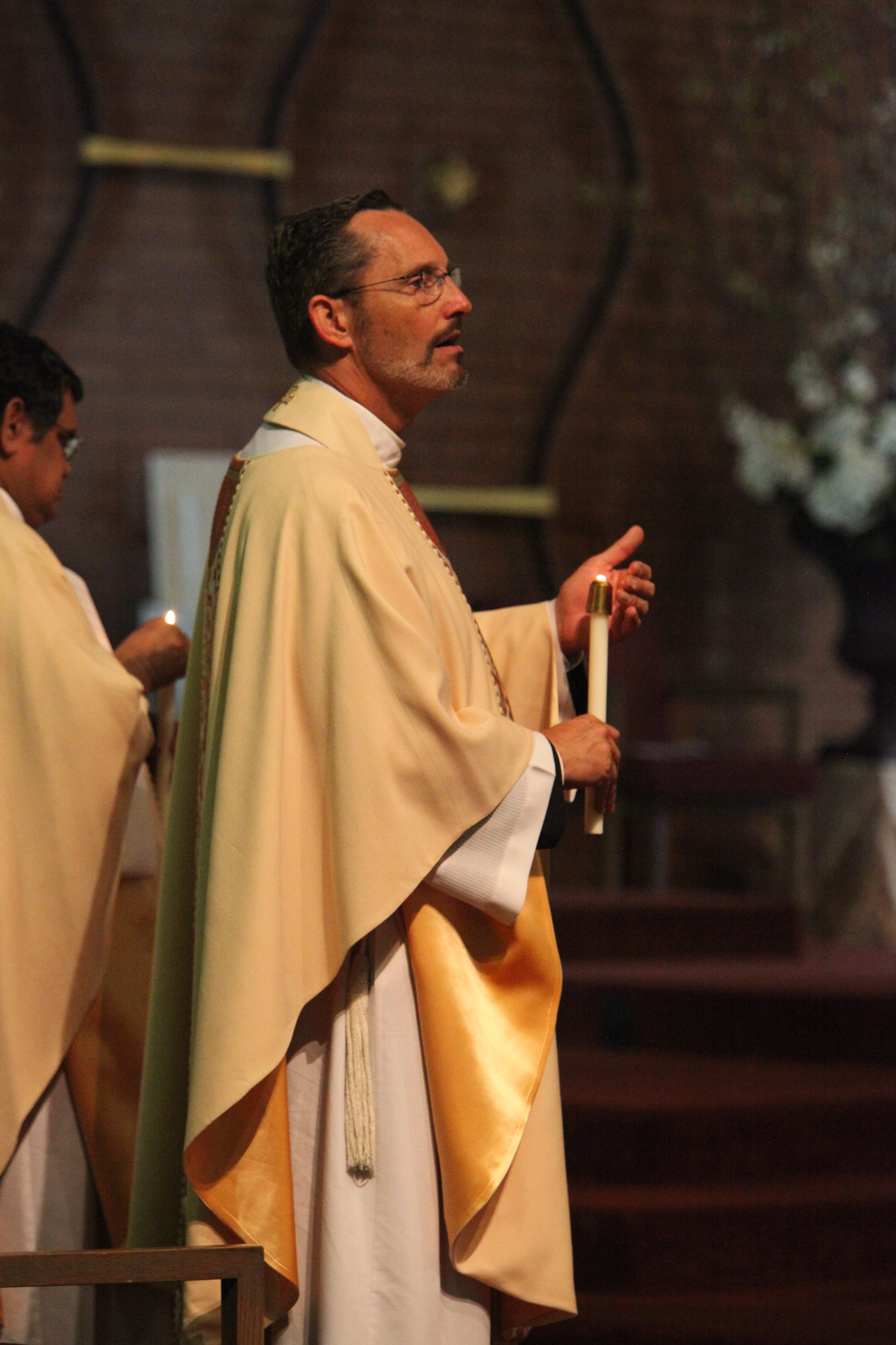 Monsignor Doug Cook