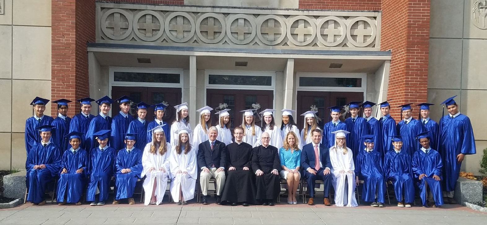 The OLM School Class of 2018