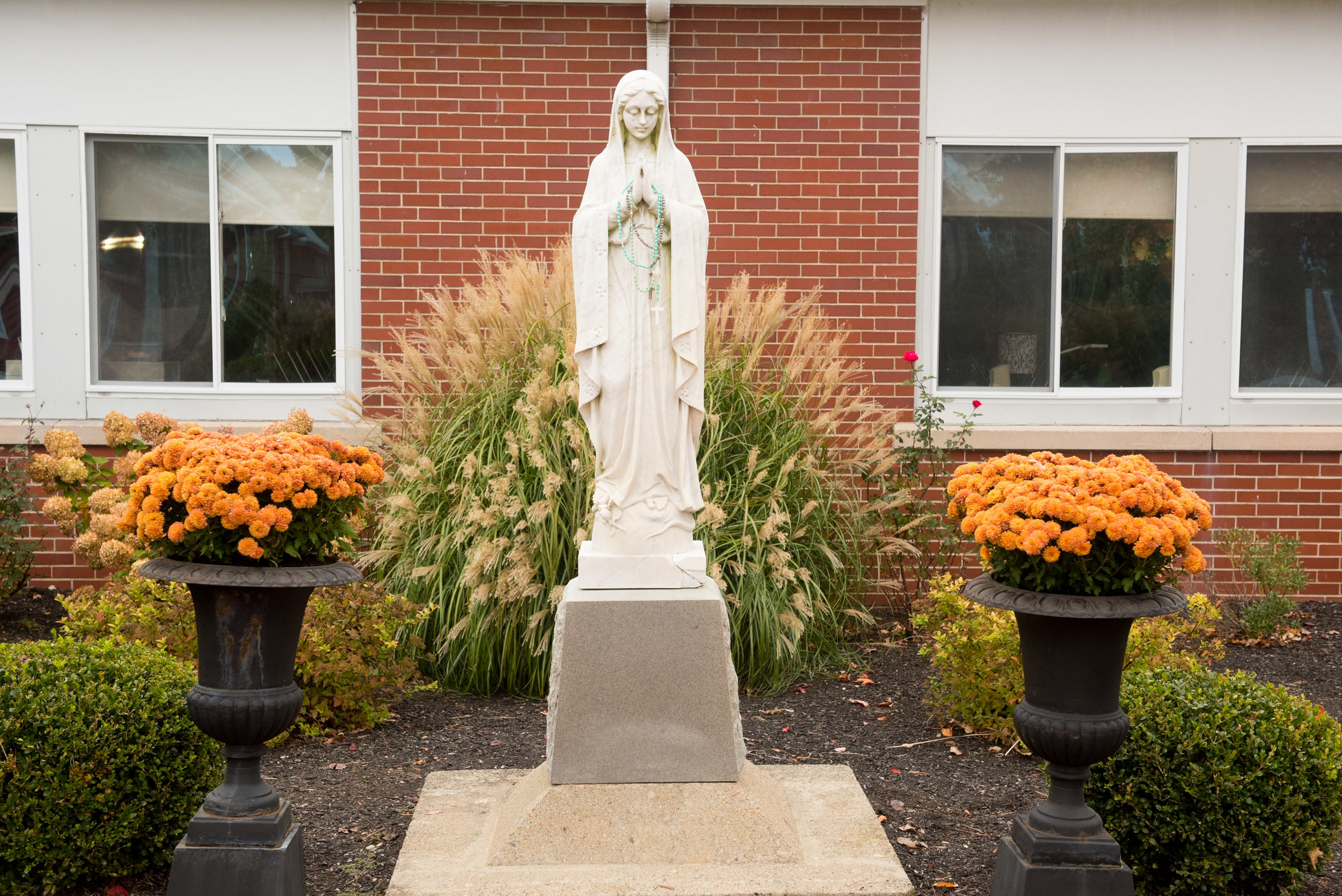 October is the month of Our Lady and the Rosary