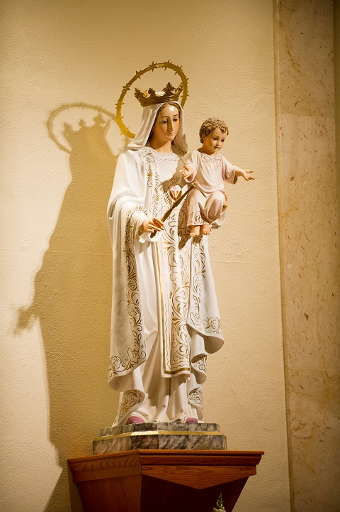 Our Lady of Mercy, pray for us!