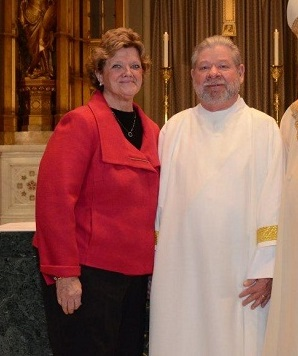Deacon and Mrs. John Dowd