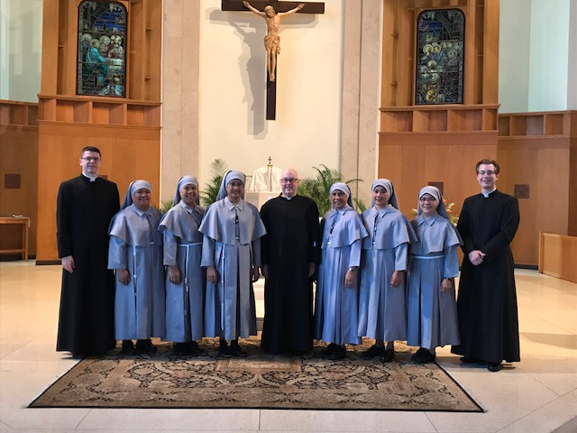Franciscan Apostolic Sisters and OLM Clergy