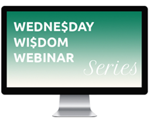 savvy-ladies-wednesday-wisdom-webinar-header-image