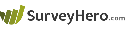 We use SurveyHero.com as our  free online survey provider .