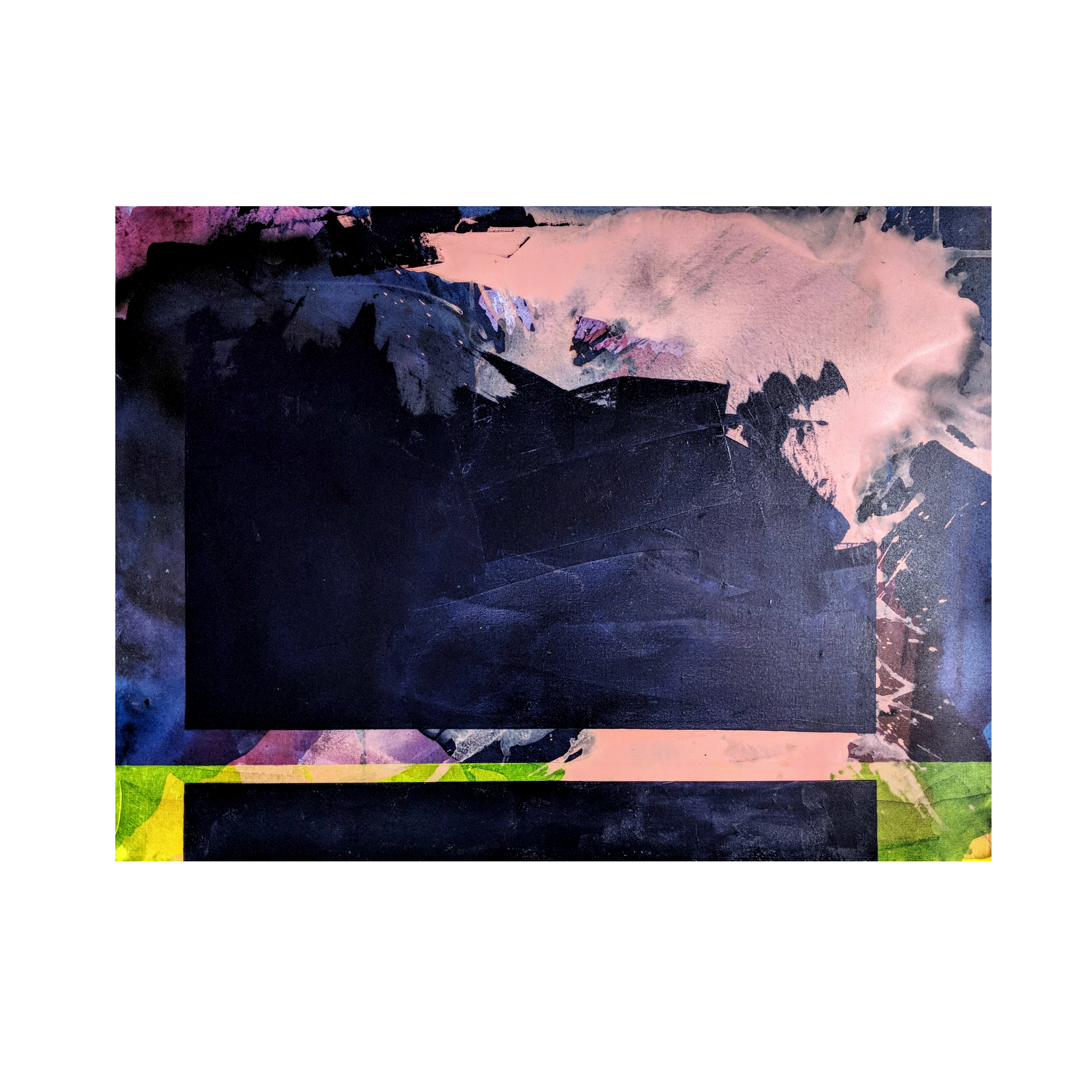 NEW - Highlight The Important Parts - 36x48 - $895