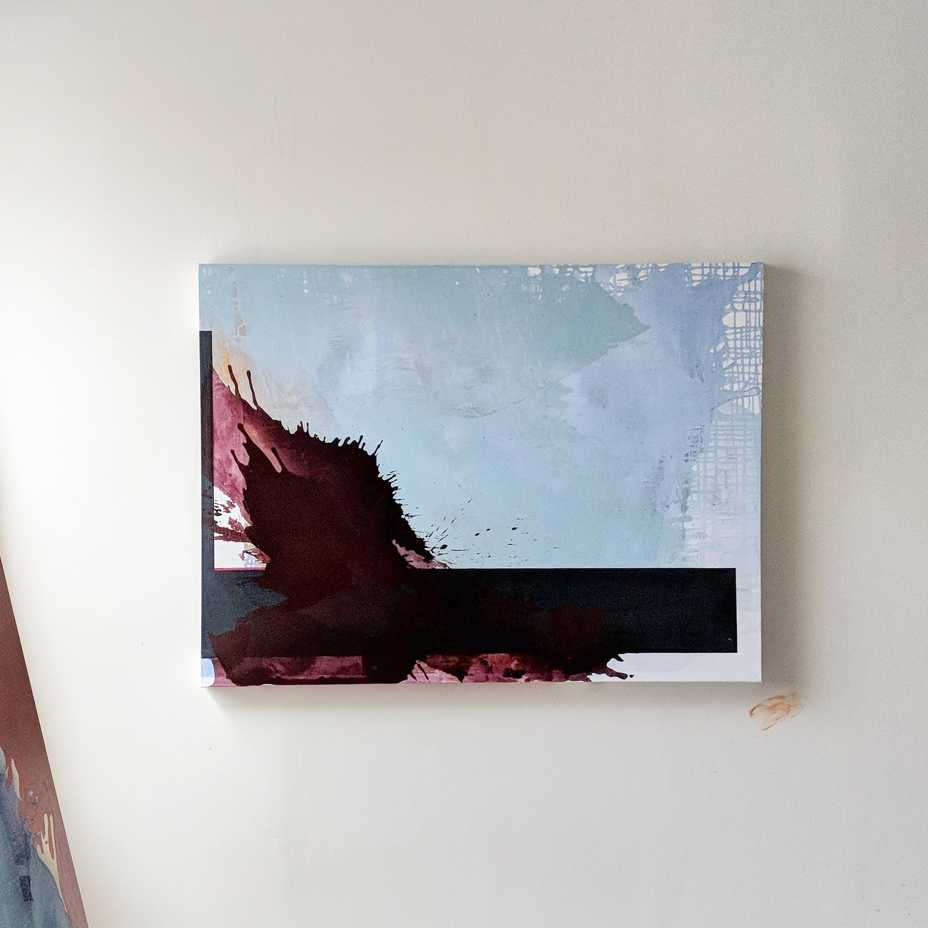 Deep Breaths - 36x48 - $795