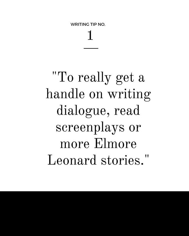 "We're highlighting a piece by Elmore Leonard titled ""For Something to Do"" from Harper's Bazaar for your perusal. Link in bio. Enjoy! #TheRefineryWrites . . . #getwriting #writinginspiration #dailyinspo #dailywriting #writingclass #inspiredtowrite #therefinerywritingstudio #savannahgawriters #americanauthors #dailyadvice #writingtip #dailywritinginspo"