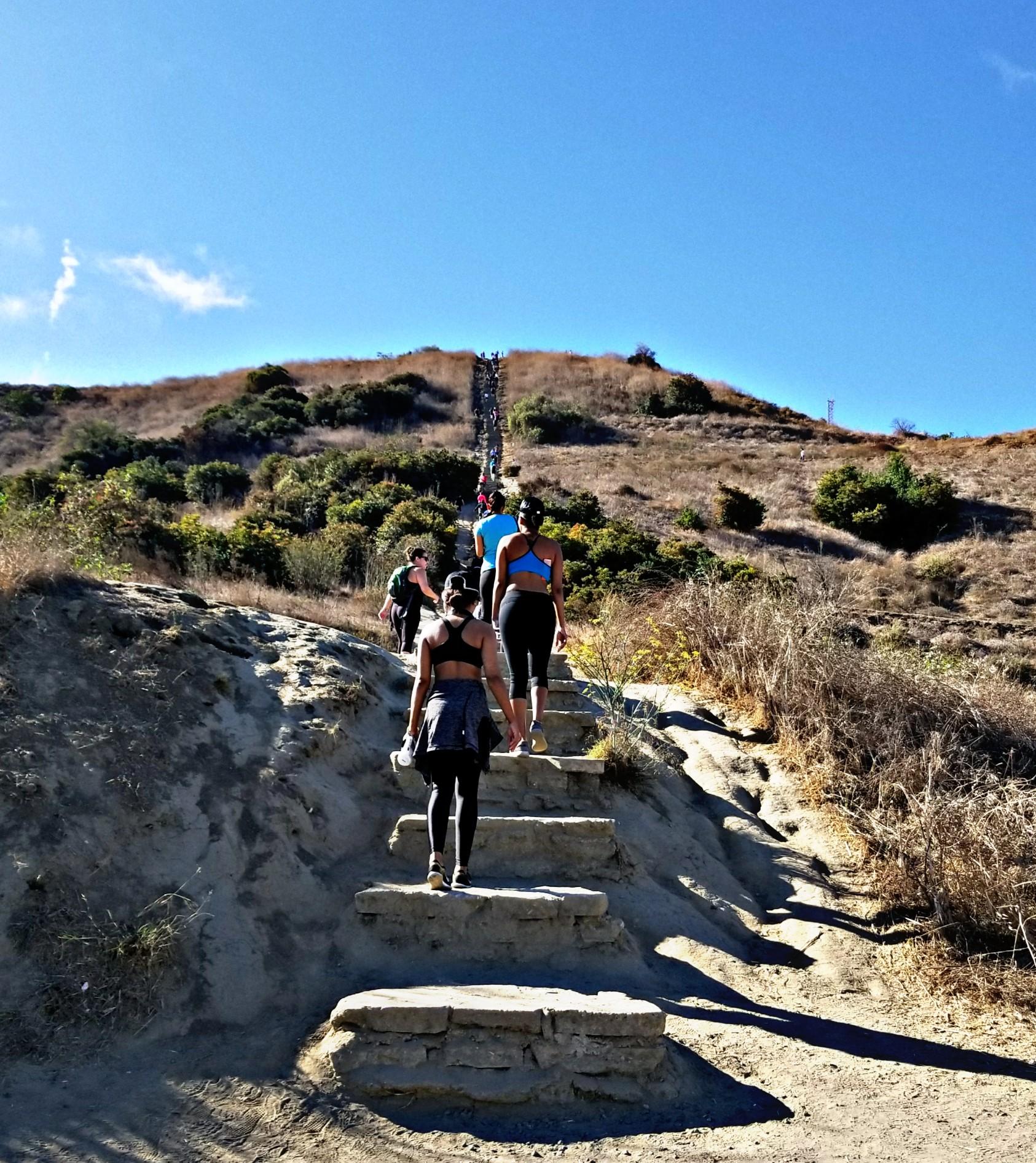 Baldwin Hills Scenic Overlook, Culver City CA