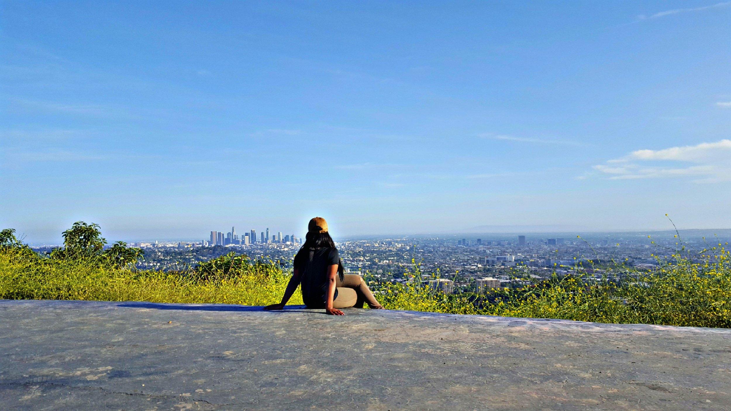 Griffith Park Helipad, Los Angeles CA