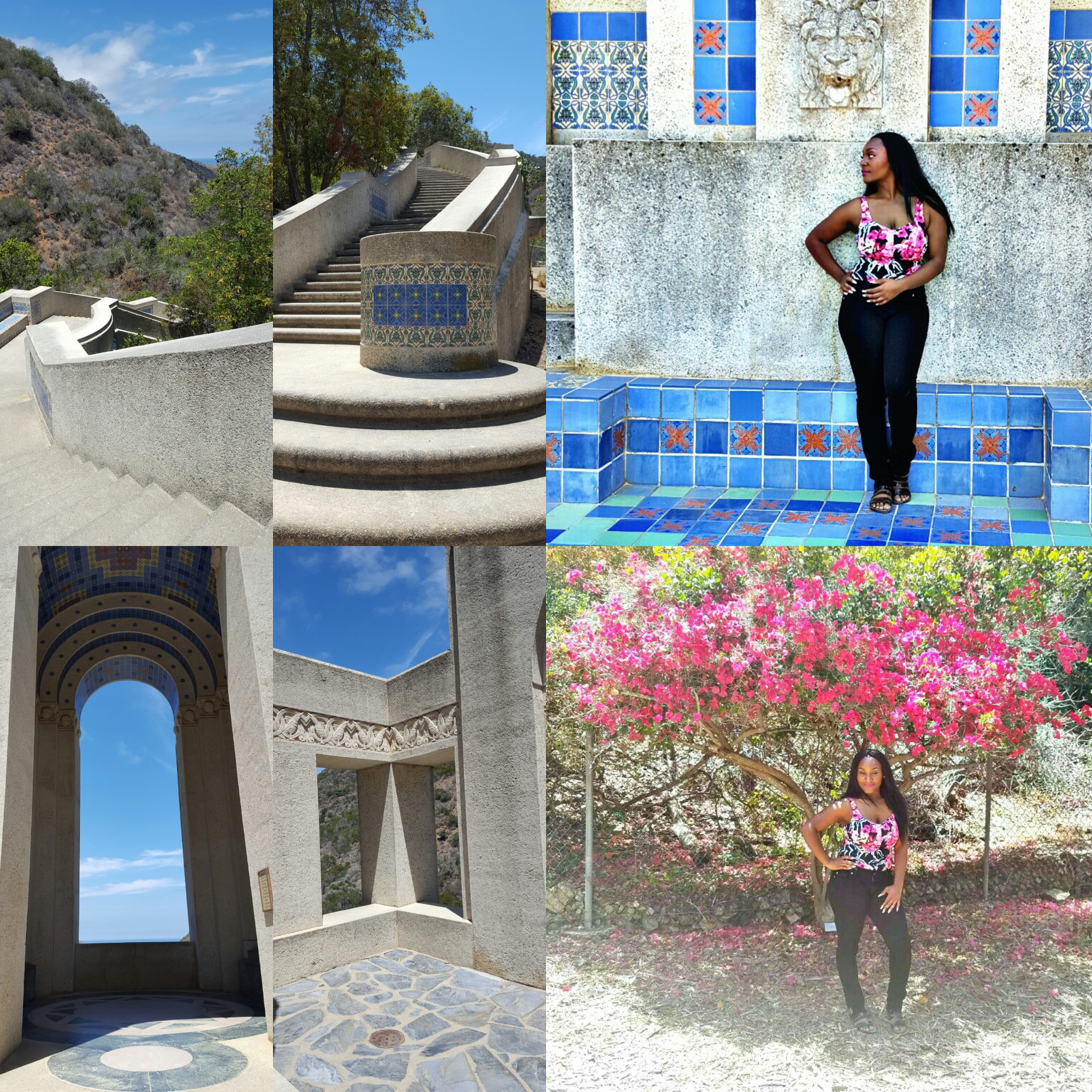 Wrigley Botanical Garden, Catalina Island CA