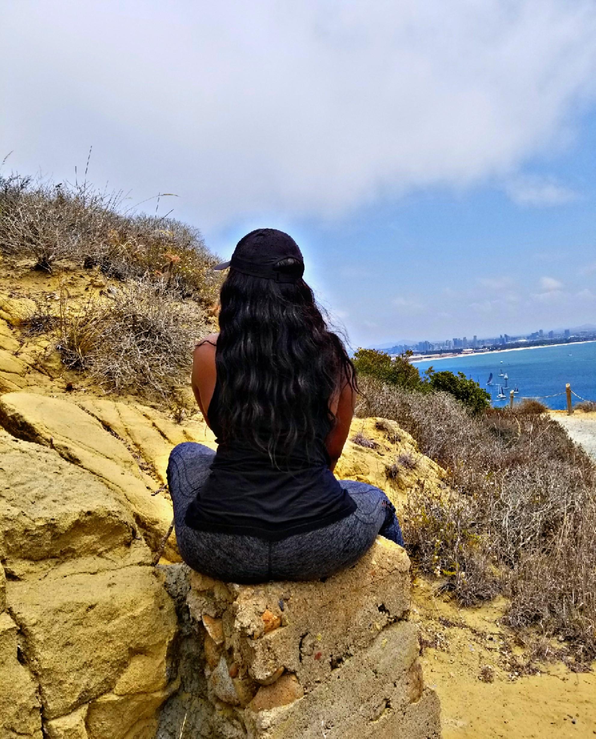 Cabrillo Bayside Trail, San Diego CA