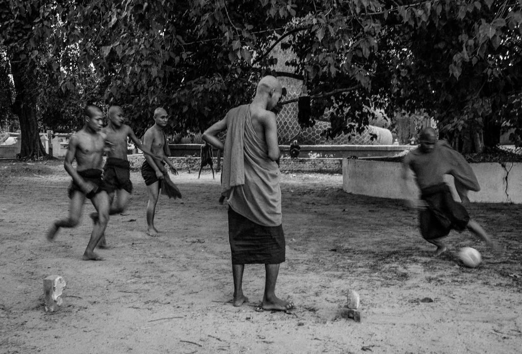 Kungfu Football