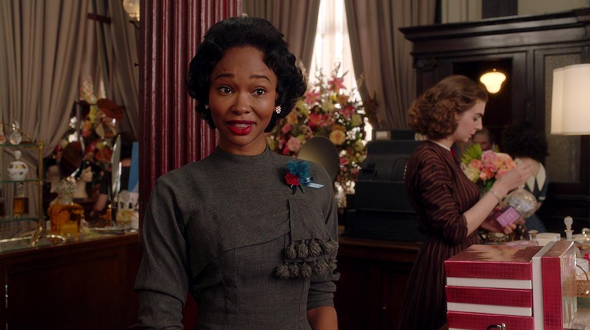 Harriet in  Mrs. Maisel