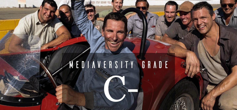 Ford V Ferrari Mediaversity Reviews