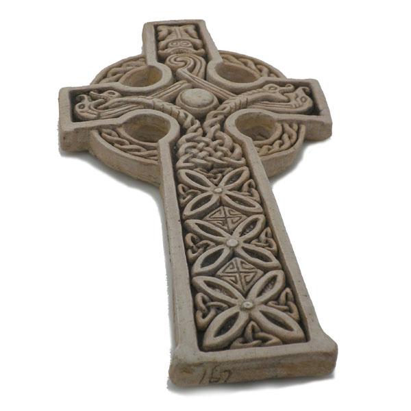 "Celtic Killamery Cross Co. Kilkenny, Ireland East Face by McHarp 10.5"" high"