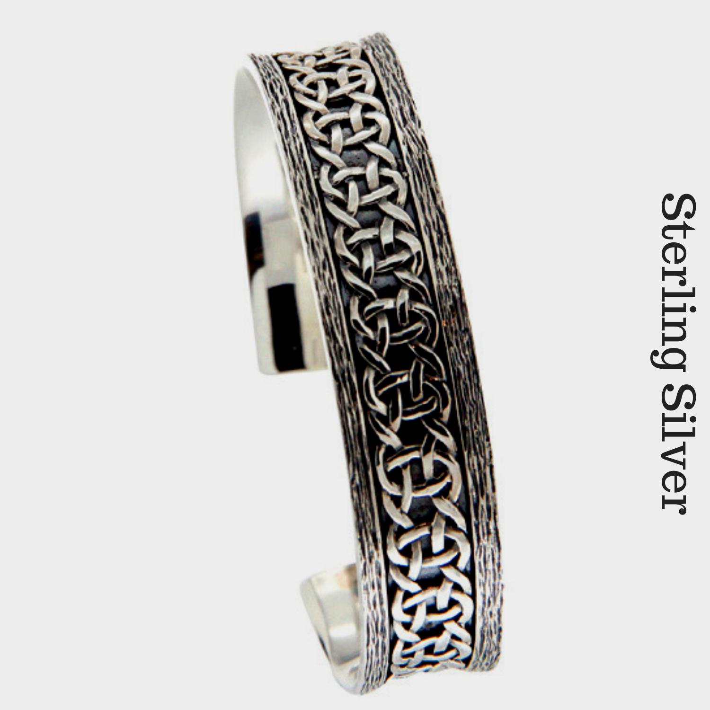Sterling Silver Scavaig Bracelet