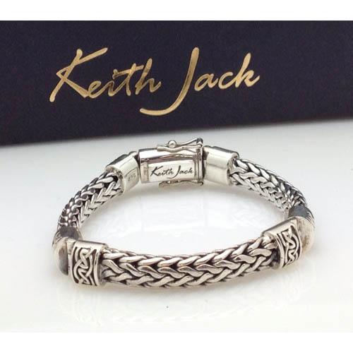 Celtic Dragon Hinged Dragon Bracelet