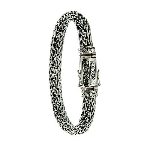 Celtic Knot Dragon Bracelet