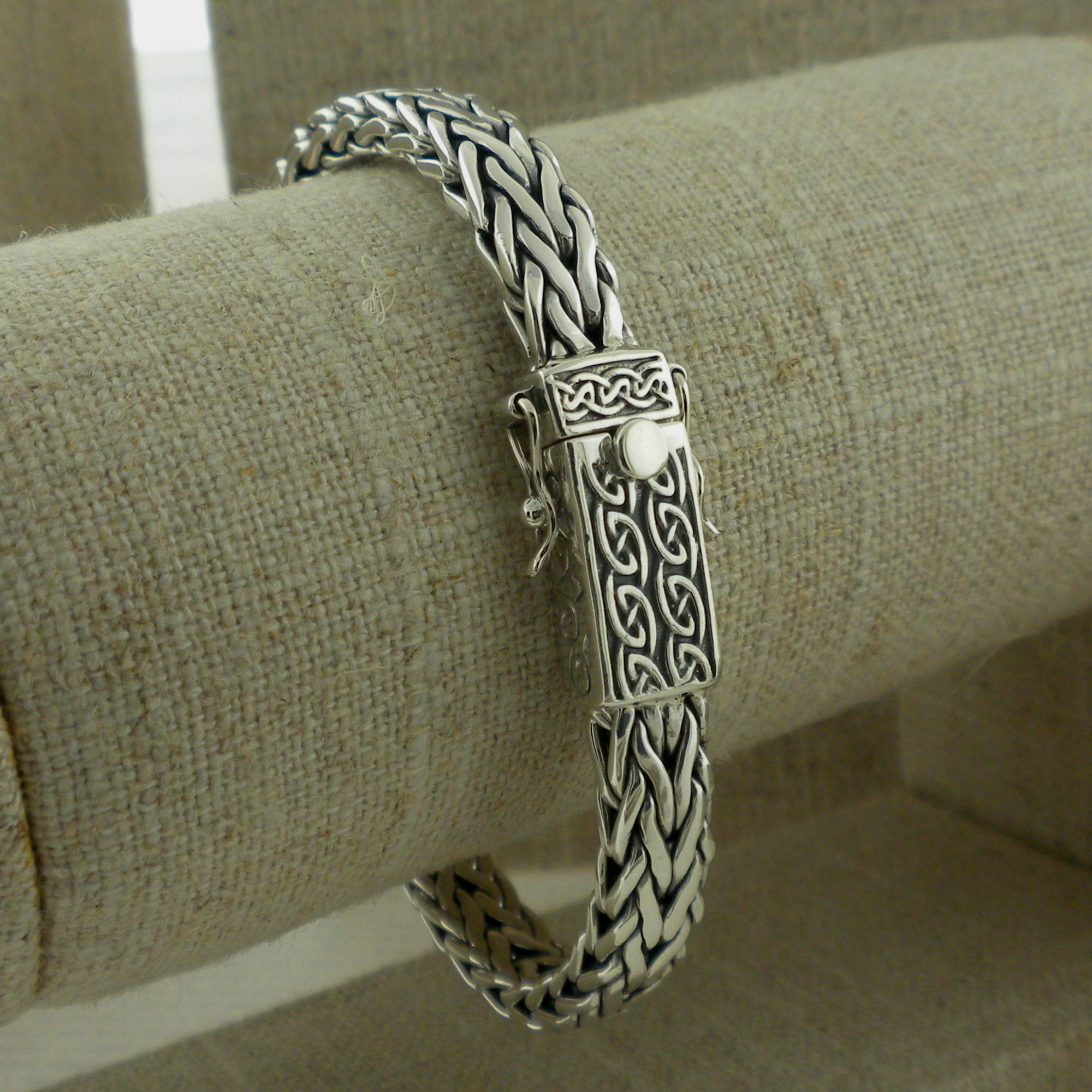 Scottish Rampant Hinged Bracelet