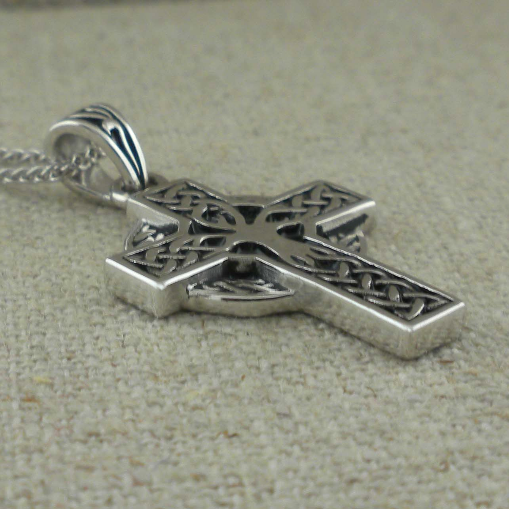 Tree of Life Celtic Cross