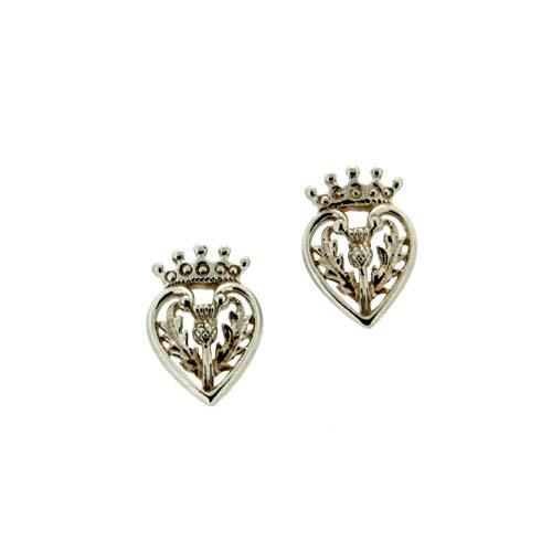 Scottish Luckenbooth Earrings