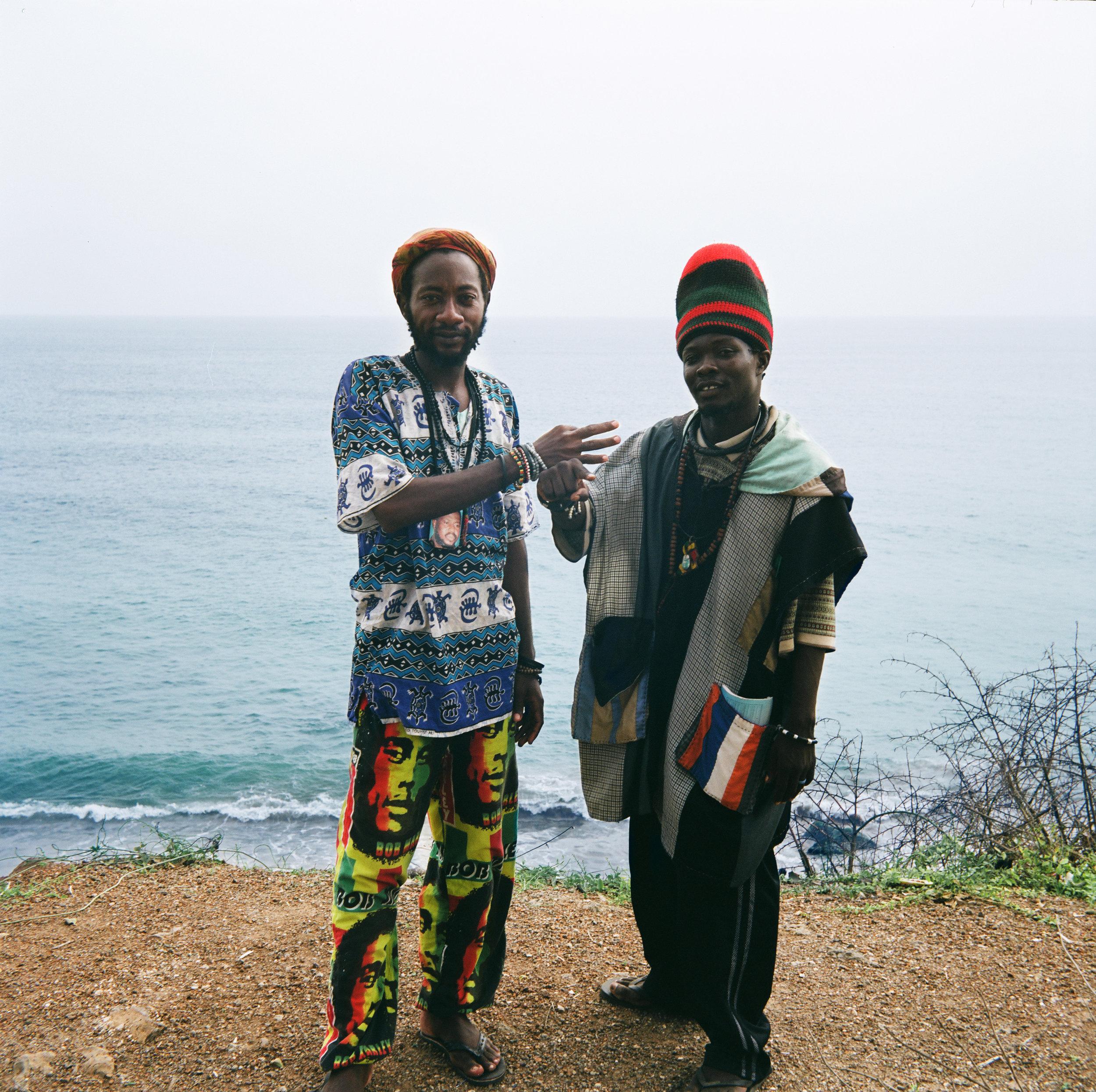 """Two Baye Fall""  Dakar, Senegal  2016"