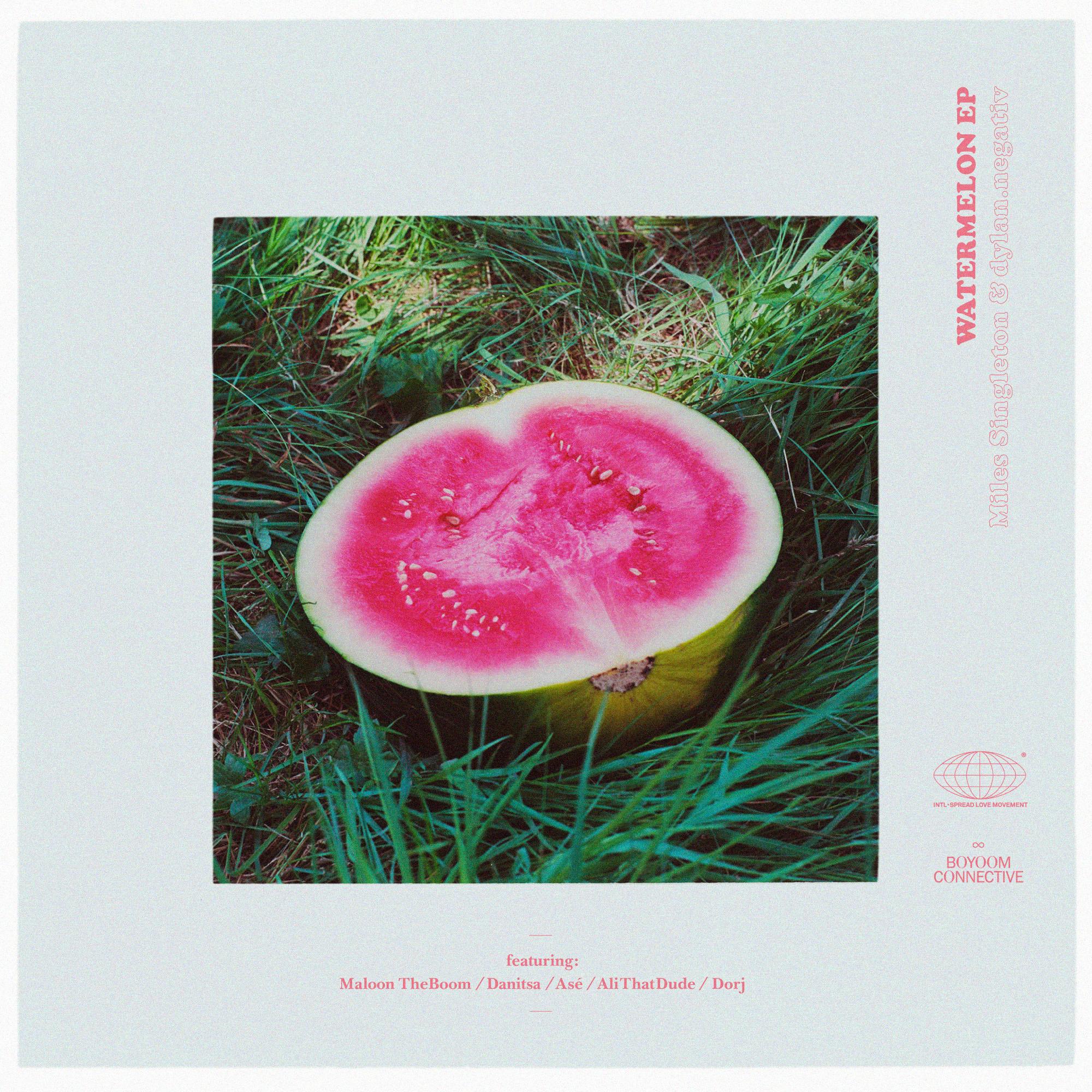 Watermelon EP (Album Cover)