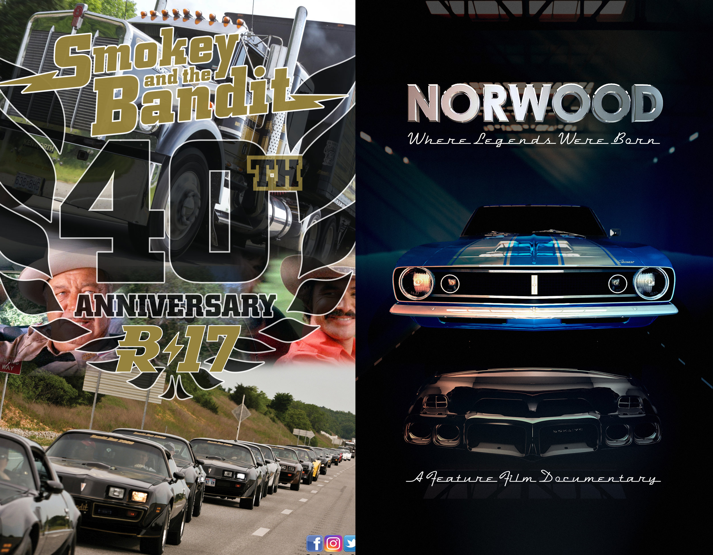 Bandit Run 2017 - Celebrating Norwood Muscle and the legacy of the Bandit!
