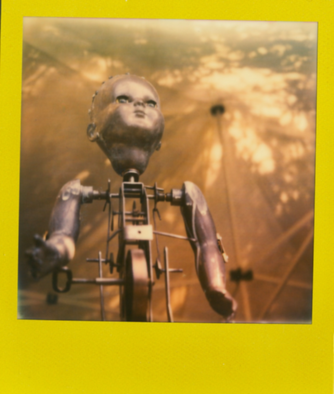 Mechanical Boy