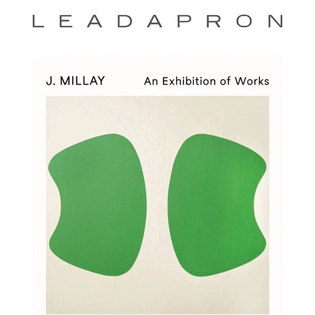 Come view J. Millay's 'An Exhibition of Works' tomorrow between 12-5PM at the Leadapron Gallery in WeHo! . . . . . . . . #jonathanbrown #leadaprongallery #leadapron #exhibitionofworks #losangeles #artevents #artgallery #weho #westhollywood