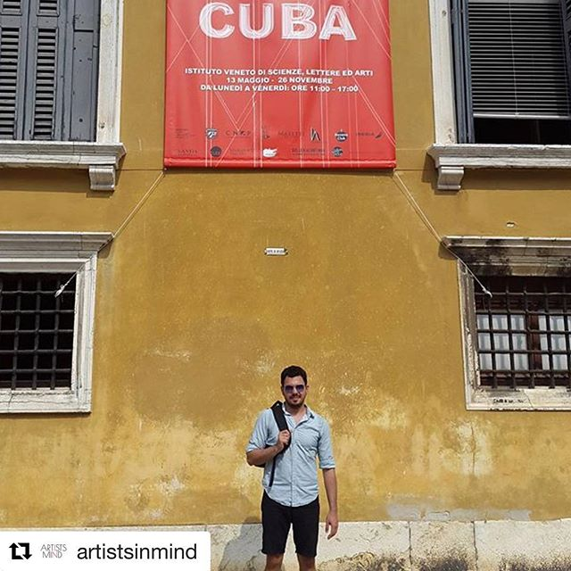 #Repost @artistsinmind (@get_repost) ・・・ Looking forward to having the inventive and talented @roger_toledo_bueno in #LosAngeles next month! His work will be featured during the FUTURE MOVES SLOW :: a pop-up gallery featuring major movements from the world of Cuban art. For more info, go to ?? www.futuremovesslow.com or click the link in our bio. #cubanartist #futuremovesslow #popupshop