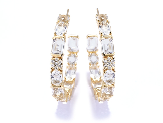 ViolaDavisEarrings White Topaz Hoops 1_LR.jpg