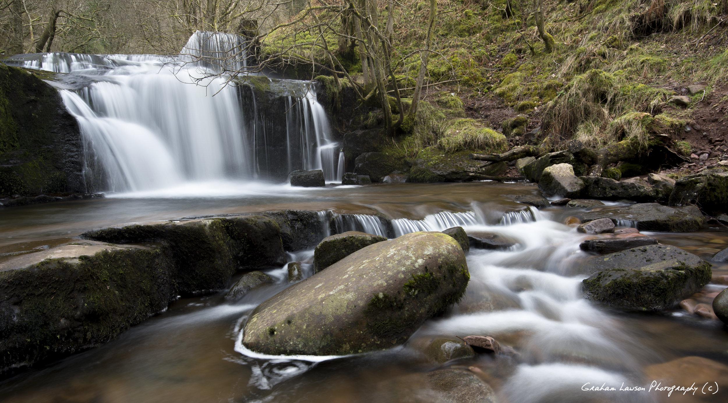 Talybont Waterfall