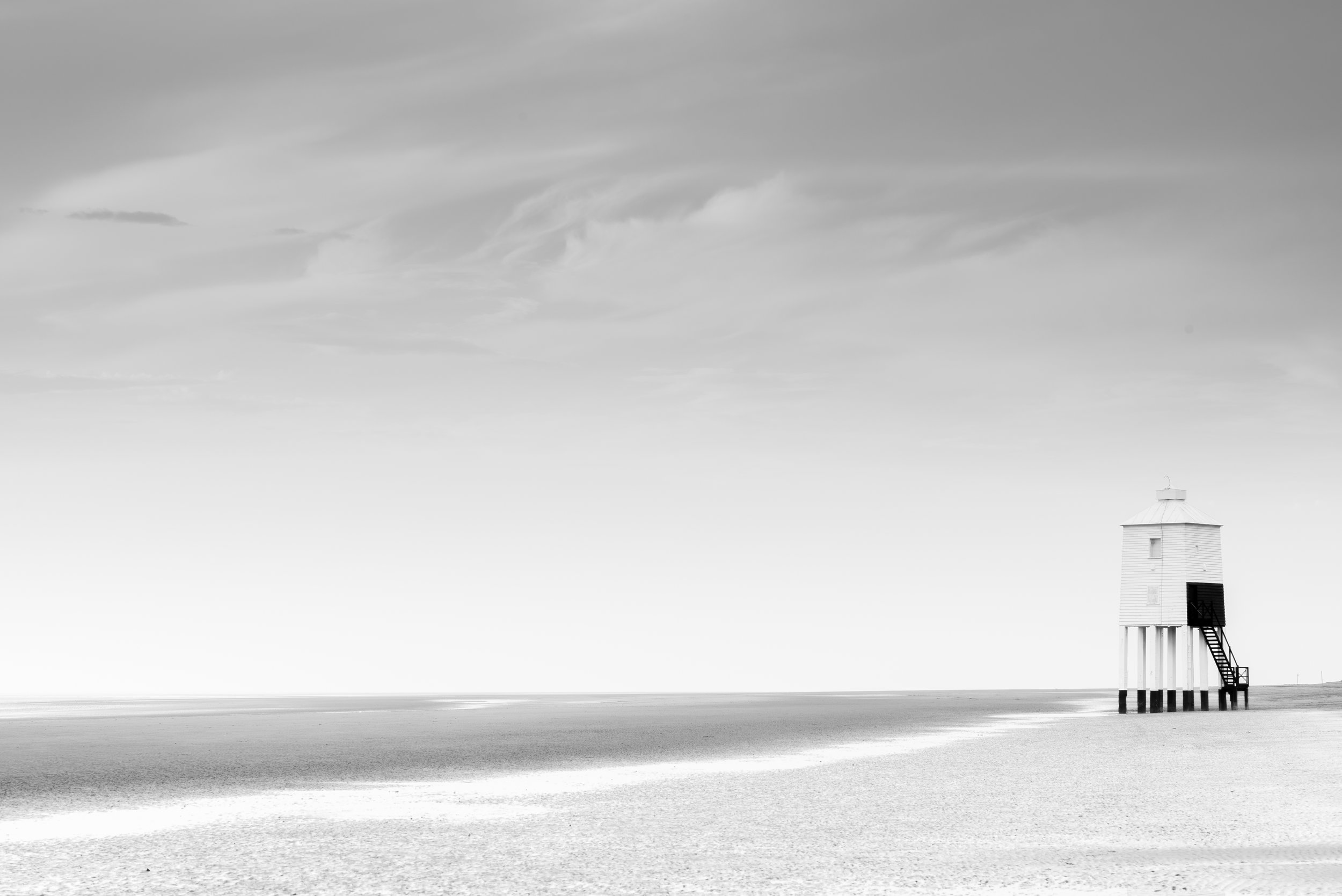 Burnham Lighthouse Mono
