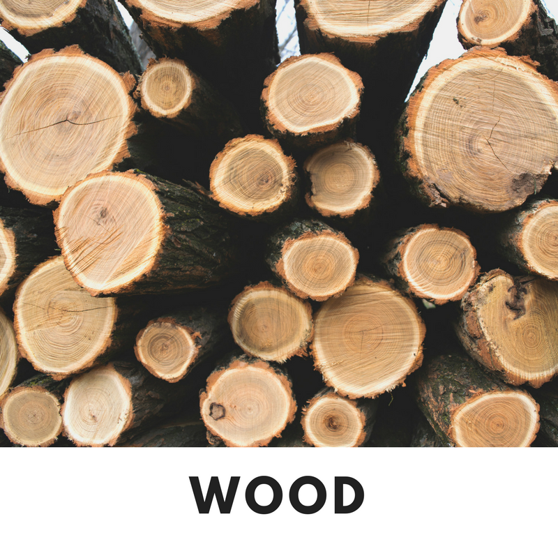 Wood Fall Smells