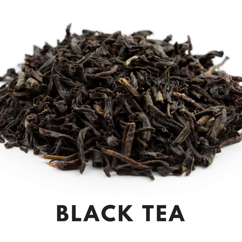 Black Tea Fall Scent