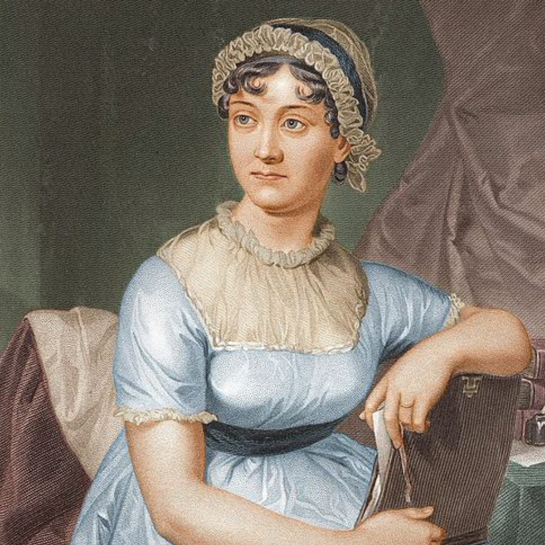 Jane Austen - Take your place in the literary pantheon
