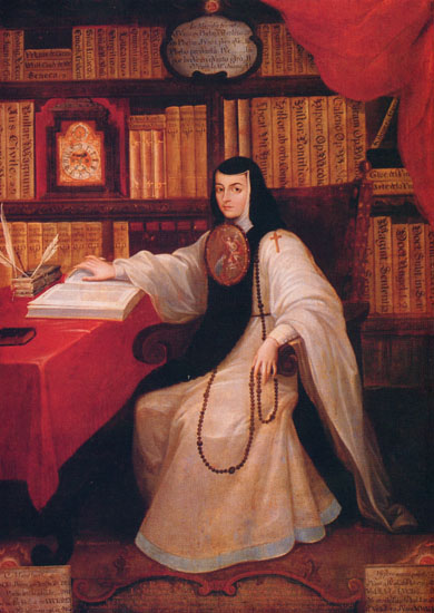 Sor Juana - Speak out no matter the time or place